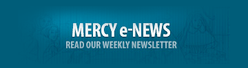 Mercy eNews - Read our weekly newsletter